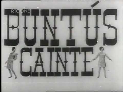 Irish Language Television 1967