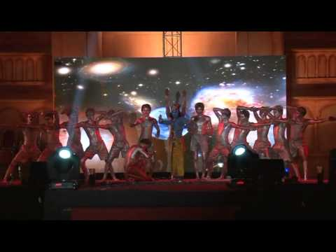 Prince dance group Dashavatar Act