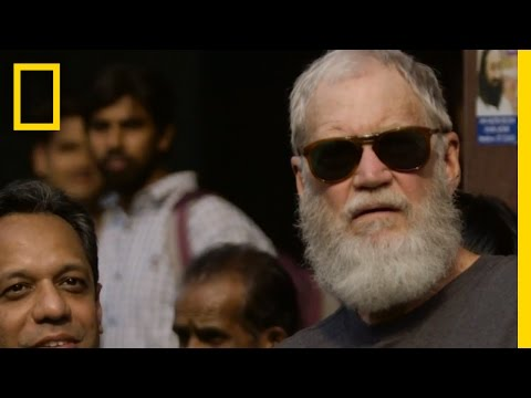 David Letterman Goes to India | Years of Living Dangerously