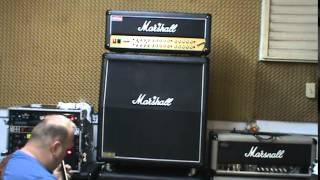 Marshall JVM 410H Plexi Mod, Negative Feedback Mod, Mercury Magnetics Output Transformer