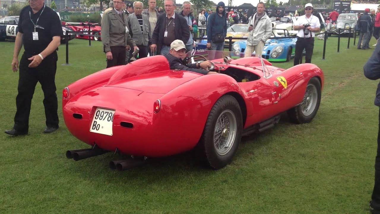 Ferrari 250 testa rossa youtube ferrari 250 testa rossa vanachro Gallery