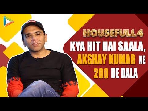 Farhad Samji BREAKS SILENCE on Harsh Criticism of Housefull 4  All praises for Akshay   Huge Success Mp3