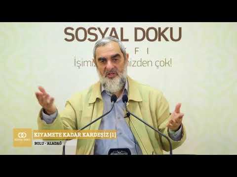 KELİME-İ TEVHİD EHLİ HERKES İLE BERABERİZ! | Nureddin Yıldız