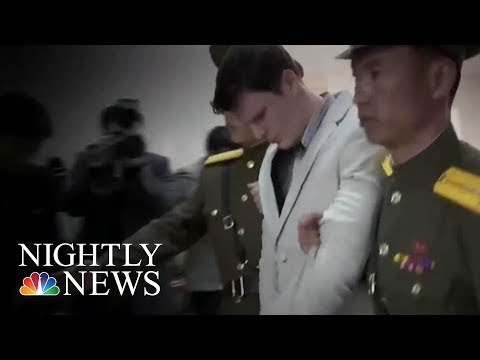 Otto Warmbier's Condition Is 'Unresponsive Wakefulness,' Doctors Say   NBC Nightly News