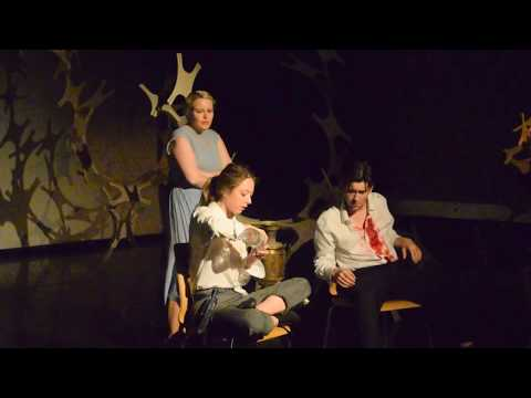 Mayakovsky : a play by SJ Fowler : Rich Mix Theatre, London (excerpt 3)