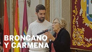 DAVID BRONCANO y MANUELA CARMENA: La alcaldesa moderna