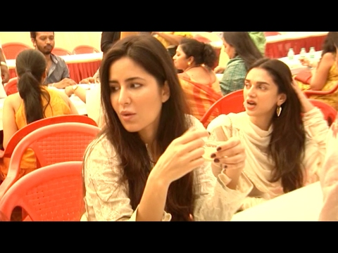 Watch! Katrina Kaif royally snubs Aditi Rao Hydari!