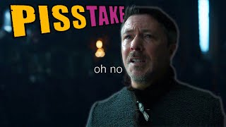 The Dragon and the Wolf | Game of Thrones Pisstake (Season 7 Episode 7)