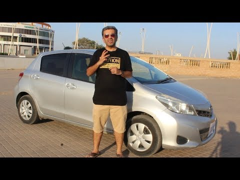 Official Review - ECarPak - Toyota Vitz / Yaris 2012 - The Car That Paved Way For JDMs