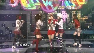 [K-POP] KARA (카라) Pretty Girl (프리티걸) 2009/01/09