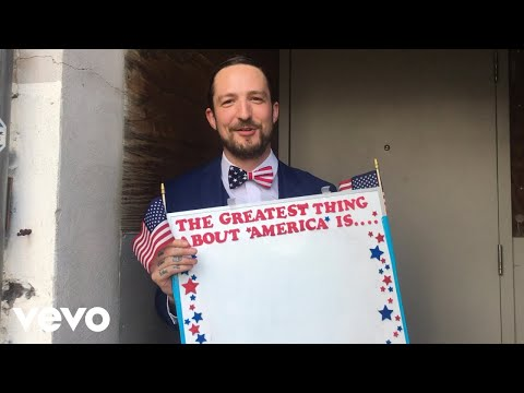"Frank Turner Releases ""Make America Great Again"" Video"