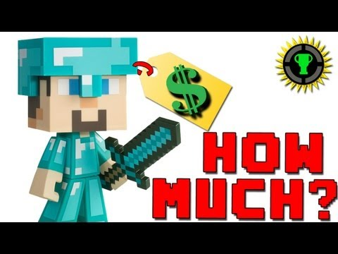 Thumbnail: Game Theory: How Much is Minecraft Diamond Armor Worth?