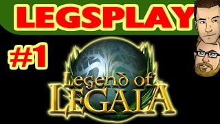 One of my Favorite Games of All Time - Legend of Legaia Part 1 w/ Bootleg & C.B. Radio