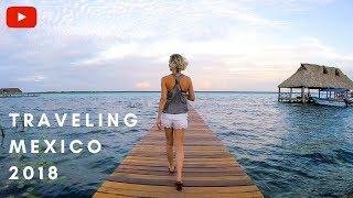 Traveling Mexico 2018 - Yucatan - GoPro