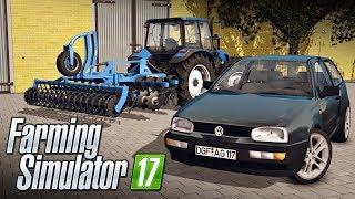 Tuning Golfa, modernizacja gospodarstwa i talerzowanie! ㋡ Młody rolnik [#12] ㋡ Arikson