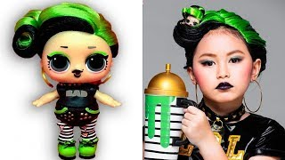 #LOL Muñecas LOL en la VIDA REAL 3 💥 Real Life LOL Surprise Dolls- ✂️ Crafty DIY Reciclaje