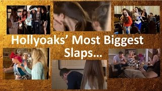 Hollyoaks' Most Top 10 Biggest Slaps!