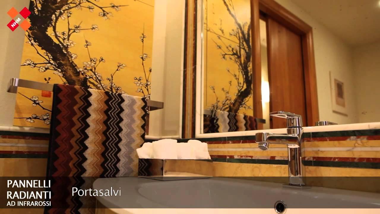 Pannelli radianti elettrici nhm by zetalinea youtube for Pannelli radianti infrarossi portatili
