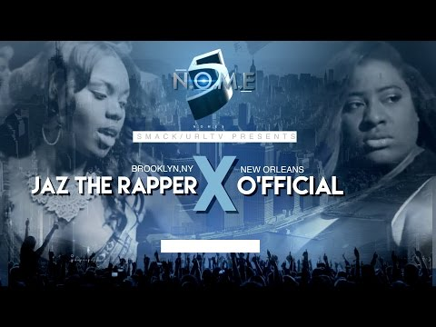 JAZ THE RAPPER VS O'FFICIAL SMACK/ URL (OFFICIAL VERSION)