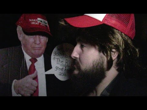 Halloween Party With Donald Trump, TJ's Angry Dad On Megaphone, Drunk Fight With Wife And Guitars!