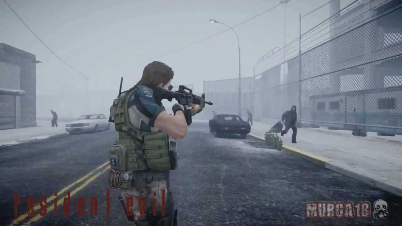 Resident Evil en Liberty City GTA IV