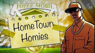 HomeTown Homies - Cel mai tare Eveniment din Istoria lumii - FIFA Mobile (EVENIMENT DE 1 APRILIE)