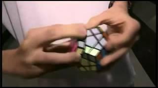 Cubo Mágico na Tv - Brasília Open 2014