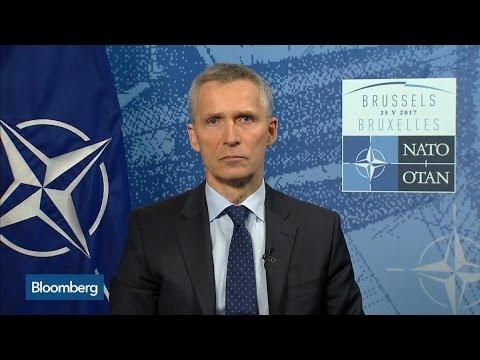 NATO Secretary General on Spending, Trump, Intel, Threats
