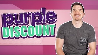 Purple Mattress Coupon & Promo Code (HOW TO GET A DISCOUNT)