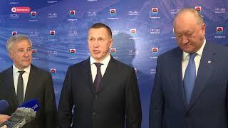 Итоги двухдневного визита полпреда Юрия Трутнева на Камчатку