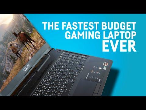 ASUS TUF A15 / Ryzen 7 4800h / GTX 1660ti - Review - a cheap highend Gaming Laptop (English)