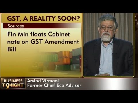 Former Chief Economic Advisor Arvind Virmani On The GST Amendment Bill