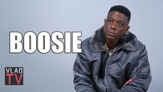 Boosie on Getting Maced by Security Guard: