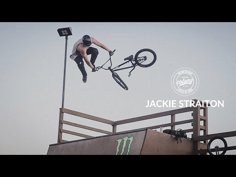 17 year old Jackie Straiton from Cocoa Beach, FL has been riding for Colony for a little while now so we are stoked to be releasing his welcome video.