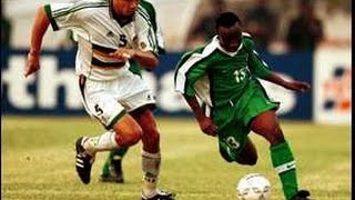 Nigeria v South Africa - African Nations Cup 2000 - Semi Final