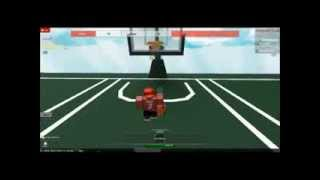 My 1st Video | Dwyan3Wad3 vs Boomgiver6776 | ROBLOX BasketBall