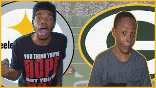 THEIR BEST GAME YET??? - MADDEN 16 PS4 GAMEPLAY