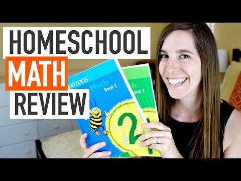 Homeschool Math Curriculum Review — Horizons Math