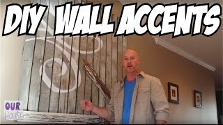 Our House | Episode 2 - How To Make Wood Accent Walls