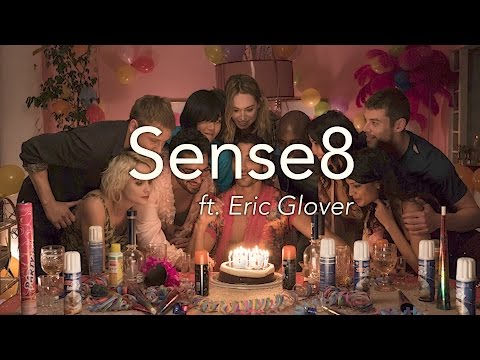 A Conversation: Sense8 (ft. Eric Glover)