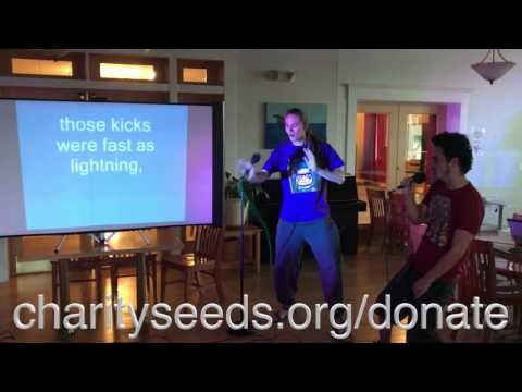 charity seeds Karaoke Night