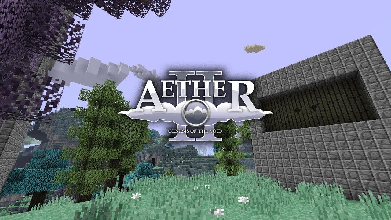 Как установить мод aether для minecraft 1.5.2 видео