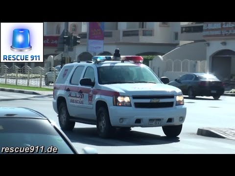 [Dubai] Emergency vehicle Rescue services