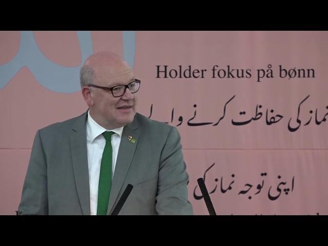 Ernst Modest Herdieckerhoff (Miljøpartiet de grønne) - Jalsa Salana 2019