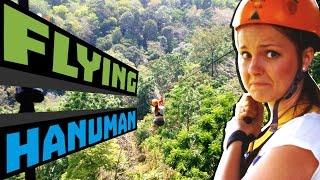 THAILAND VLOG #14 Flying Hanuman / Полет Гиббона