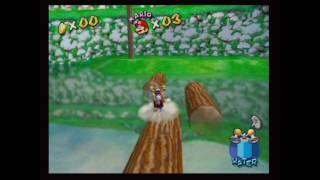 Super Mario Sunshine any% Speedrun in 1:16:34