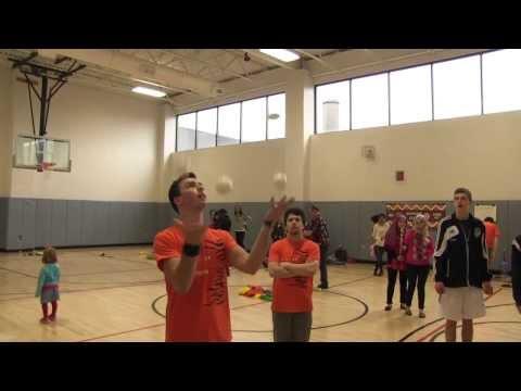 Juggling Club in 30