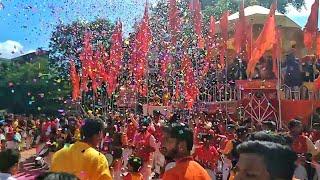 ShivRajyabhishekshola Nagpur 2018 ( महावादन शिवराज्याभिषेक सोहळा  नागपूर २०१८ ) shiv taal 170+ dhol