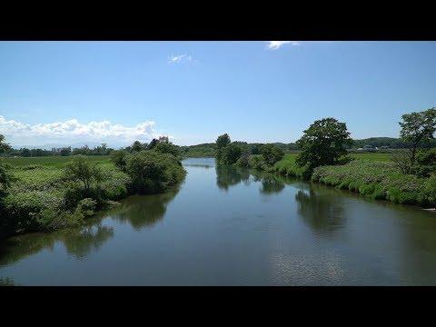 石狩川紀行 支流、沼田と雨竜川周辺を歩く。