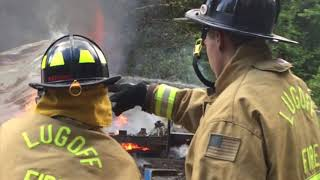 """Lugoff Fire 2018 """"The 50th"""""""